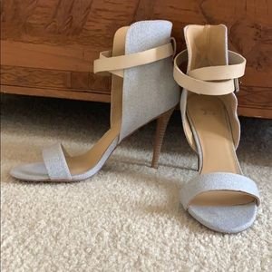 Joe's Jeans Macee Ankle Wrap Heels